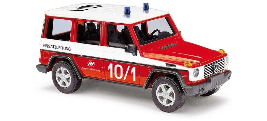 Busch MB G-Modell Feuerwehr Flughafen Nürnberg