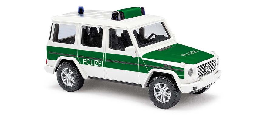 Busch Mercedes G-Klasse 90, Bundesgrenzschutz