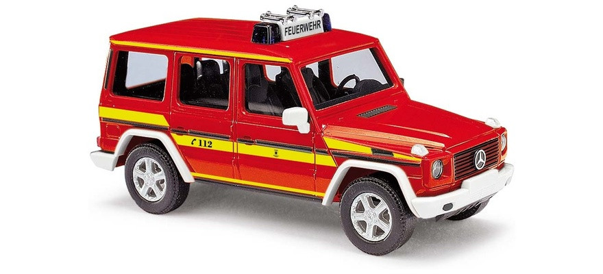 """Busch Mercedes-Benz G-Klasse """"Feuerwehr"""" München"""
