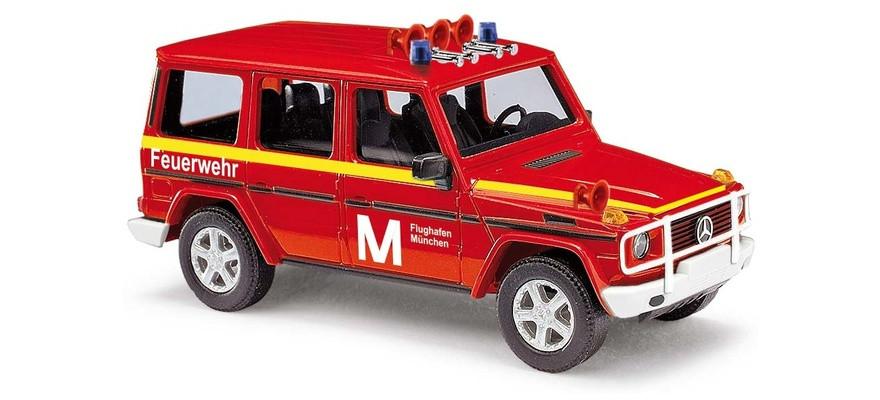 Busch MB G-Modell Feuerwehr Flughafen München