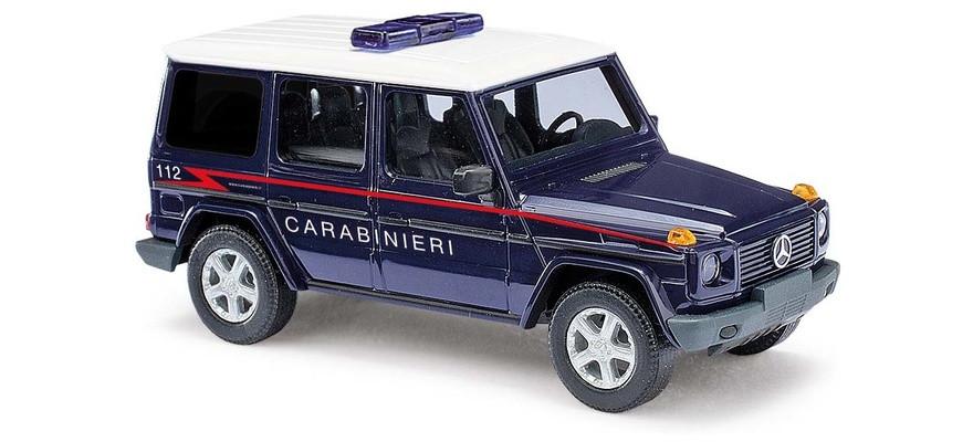 "Busch Mercedes-Benz G-Klasse ""Carabinieri"""