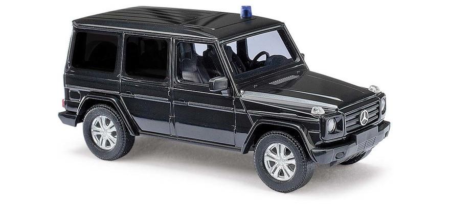 Busch Mercedes Benz G-Klasse, Polizei des Bundestages