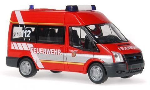Rietze Ford Transit 06 Feuerwehr Eisenhüttenstadt