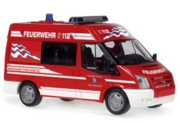 Rietze Ford Transit ELW Feuerwehr Bad Friedrichshall