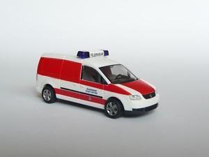 Rietze VW Caddy Maxi Feuerwehr Witten