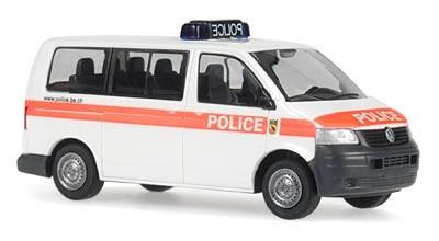 Rietze VW T5 KR Bus Police Kanton Bern (CH)