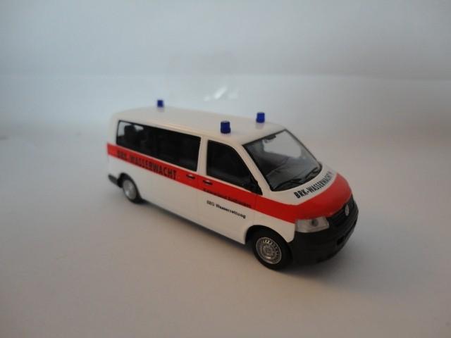 """Rietze VW T5 LR """"BRK Wasserwacht"""" KV Südfranken"""
