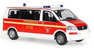 """Rietze VW T5 Bus """"Freiwillige Feuerwehr Drochtersen"""" (_Einzelstück)"""