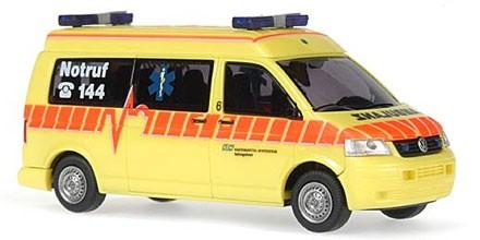 Rietze VW T5 LR MHD RTW KTW Ambulanz Kantonsspital Winterthur Schweiz (Restmenge)