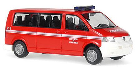 Rietze VW T 5 LR MTW Feuerwehr Wien (Einzelstück)