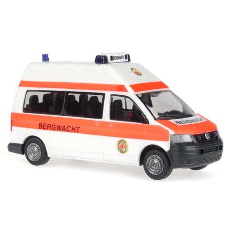 Rietze VW T5 HD Bus, Bergwacht Klingenthal-Aschberg (Restmenge)