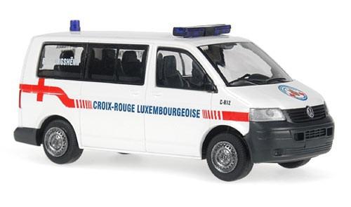 Rietze VW T5 LR Bus Croix-Rouge ( L )