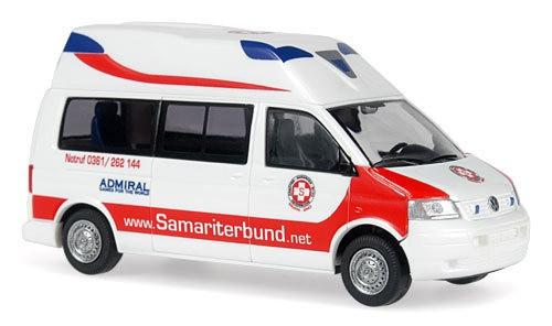 Rietze VW T5 LR HD Hornis KTW ASB Graz (A)