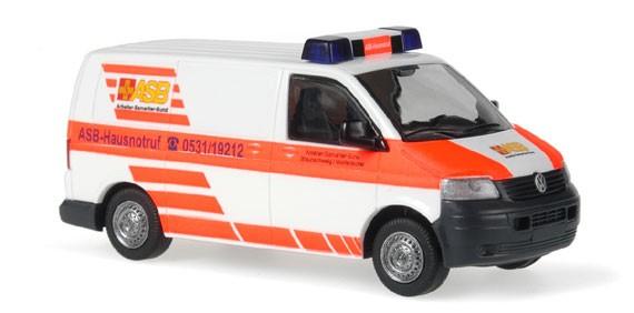 Rietze VW T5 ASB Hausnotruf KV Braunschweig