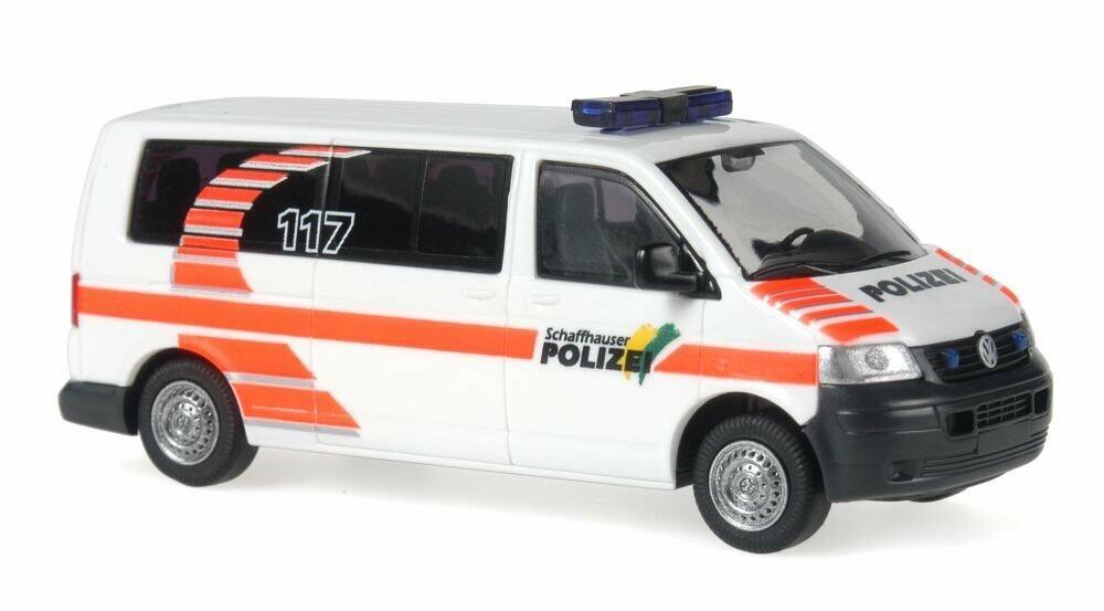 Rietze VW T5 Schaffhauser Polizei ( CH )