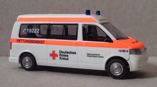 Rietze VW T5 LR, Rettungsdienst DRK  Rheinhessen-Nahe (Einzelstück)