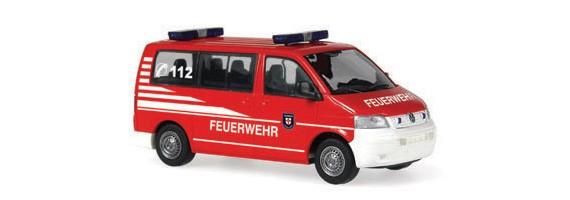 Rietze VW T5 KR Feuerwehr Koblenz