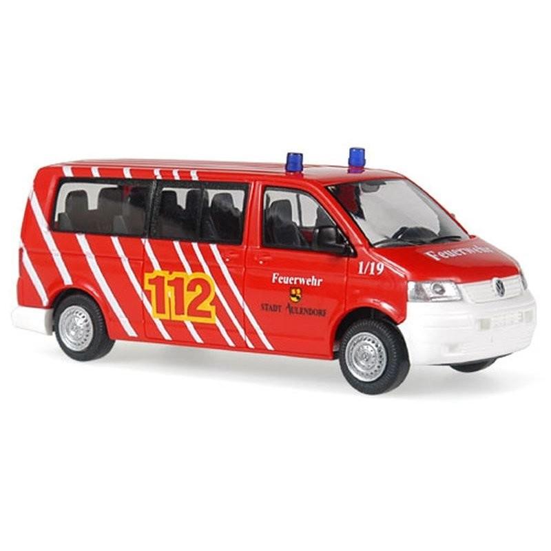 Rietze VW T5 MTW Feuerwehr Aulendorf