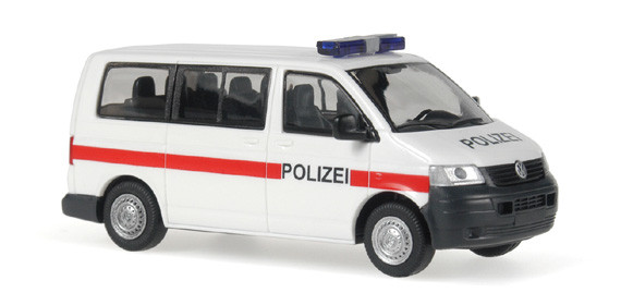 Rietze VW T5 KR Polizei Österreich -A-