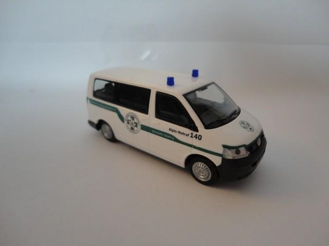 Rietze VW T5 KR Bergrettung Göstling (A)