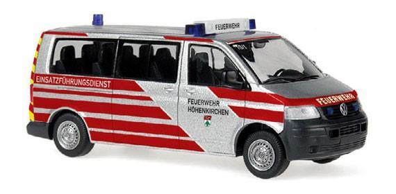 Rietze VW T5 Feuerwehr Höhenkirchen