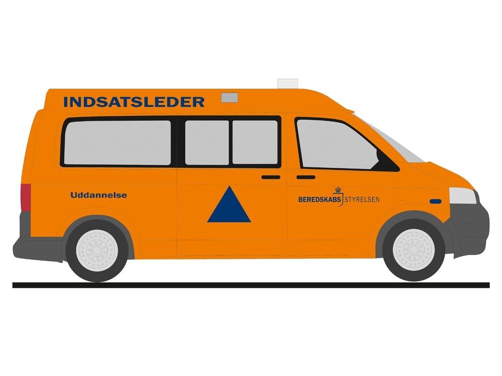 Rietze VW T5`03 MD Beredskabsstyrelsen (DK), NH 09-10/18