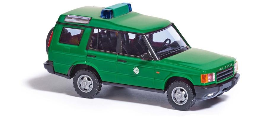Busch Land Rover Discovery, Bundespolizei