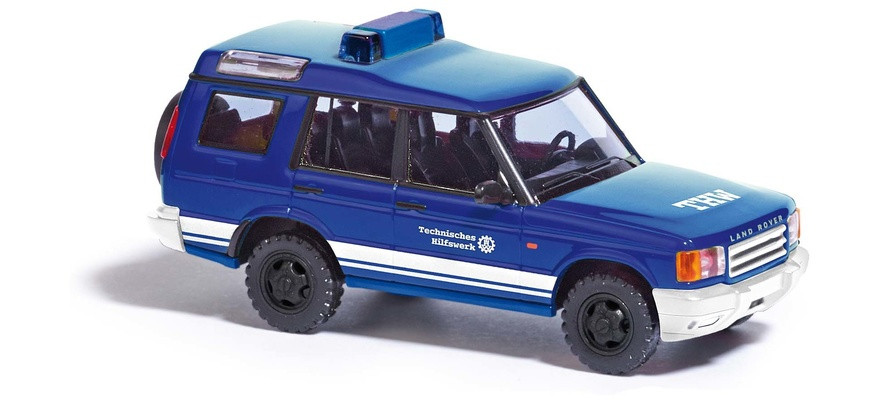Busch Land Rover Discovery THW