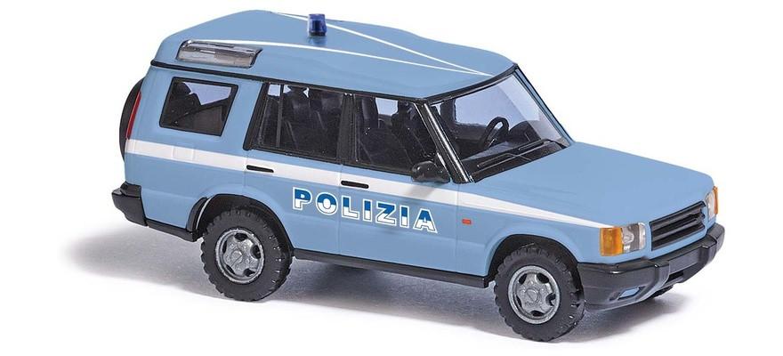 "Busch Land Rover Discovery, ""Polizia"" (Polizei Italien)"
