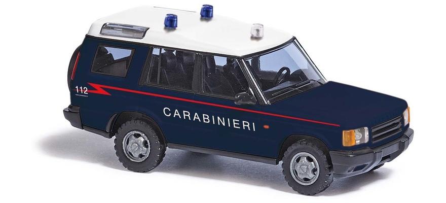 """Busch Land Rover Discovery, """"Carabinieri"""""""