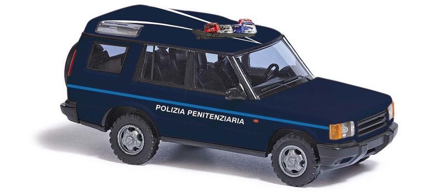"Busch Land Rover Discovery, ""Polizia Penitenziaria"""