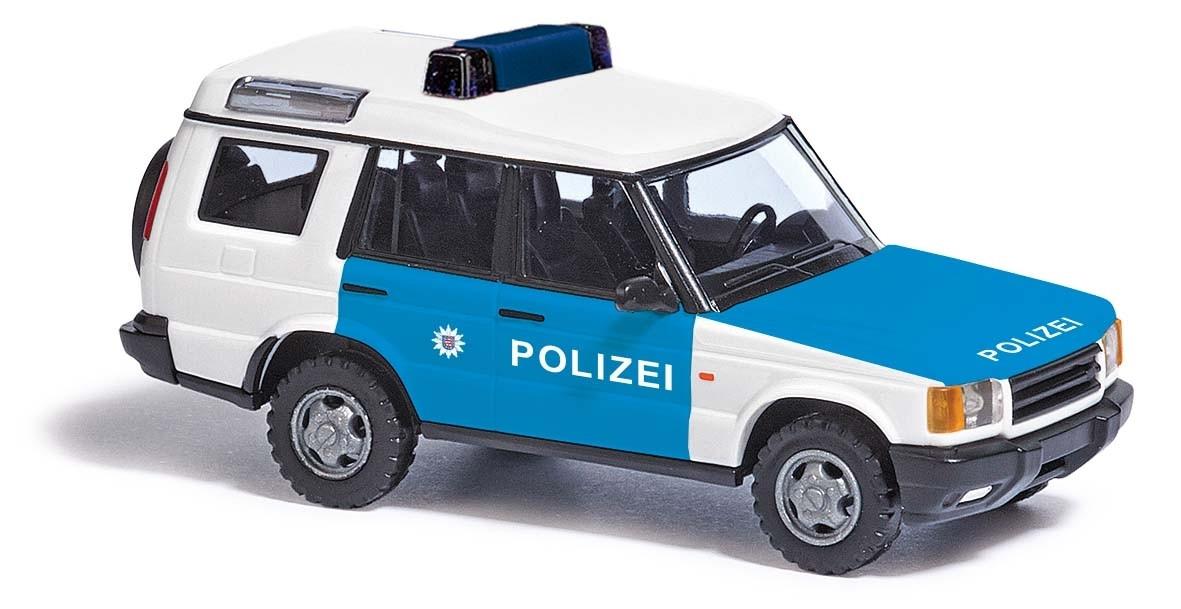 Busch Land Rover Discovery, Polizei Thüringen
