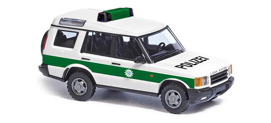 Busch Land Rover Discovery Polizei Bayern