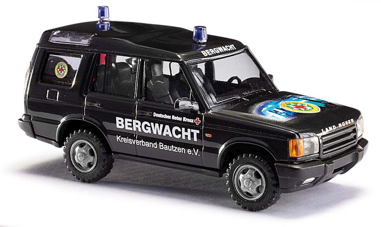 Busch Land Rover Discovery Bergwacht Bautzen