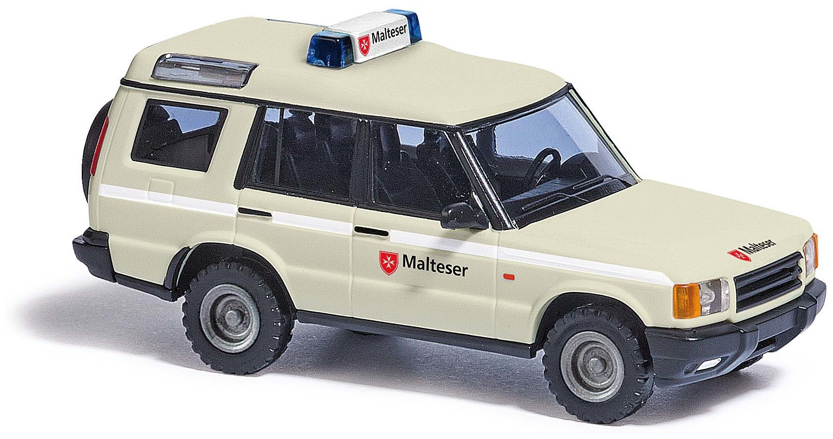 "Busch Land Rover Discovery ""Malteser"" Münster"