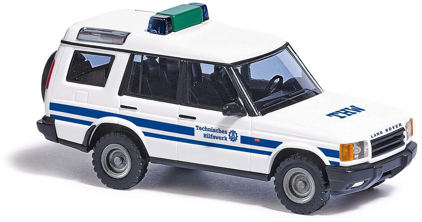 """Busch Land Rover Discovery """"THW"""" Straubing"""