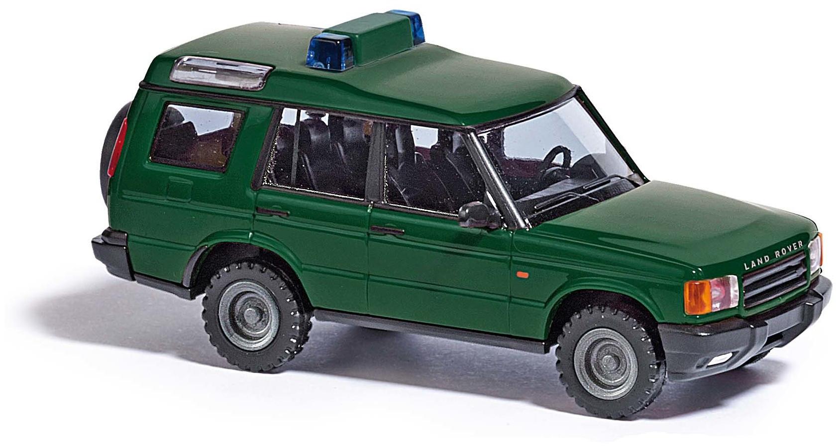 "Busch Land Rover Discovery ""Zoll"""