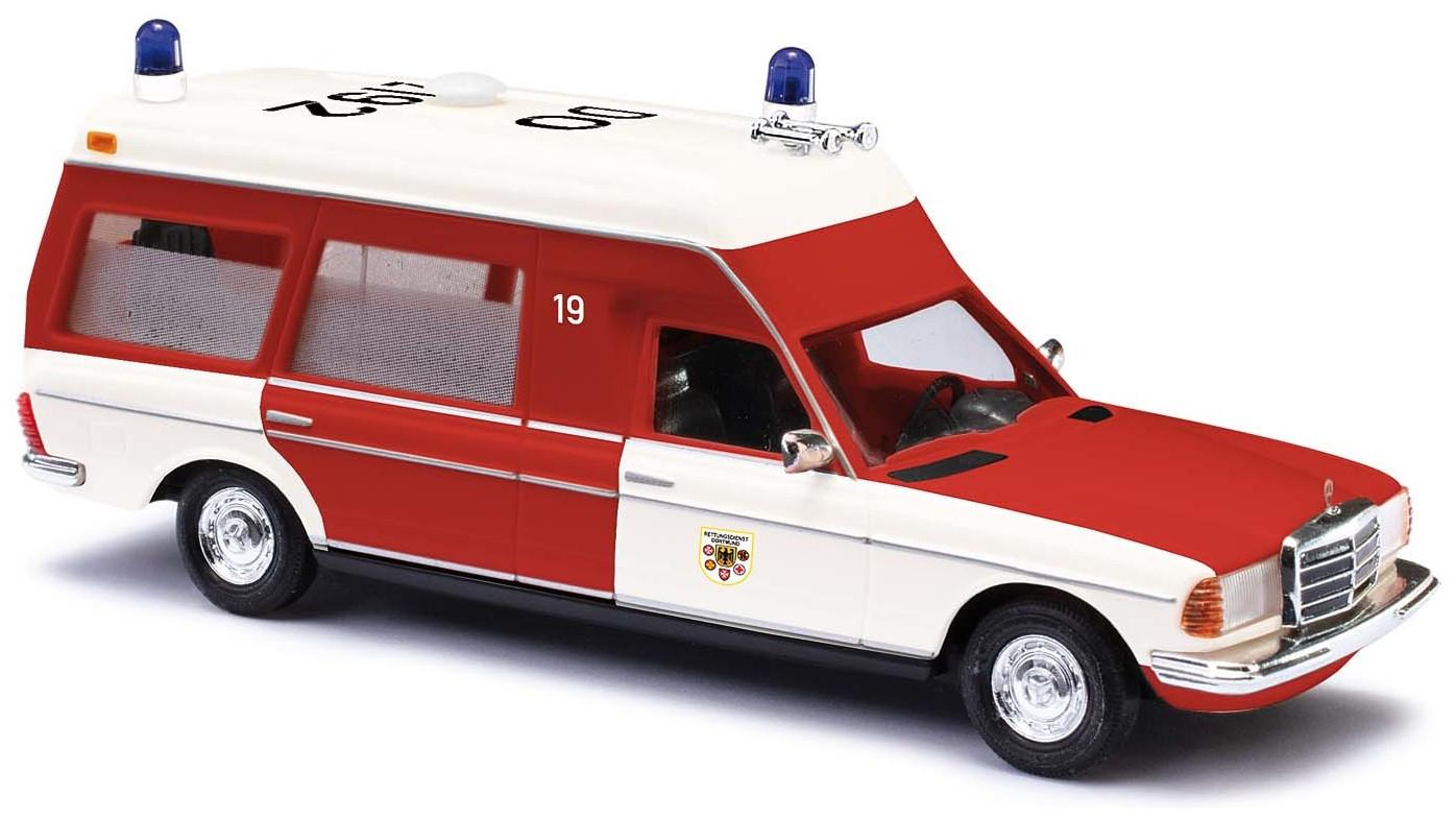 """Busch MB VF 123 Miesen """"Feuerwehr Dortmund"""""""