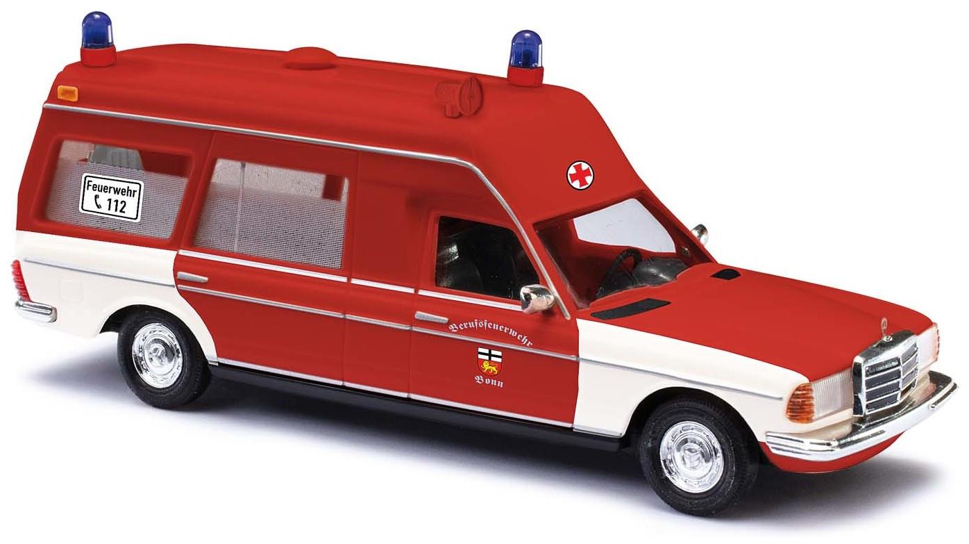 """Busch Mercedes-Benz VF 123 Miesen """"Feuerwehr Bonn"""""""