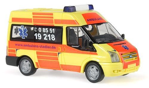 Rietze Ford Transit MD KTW Ambulanz Stadler Freyung