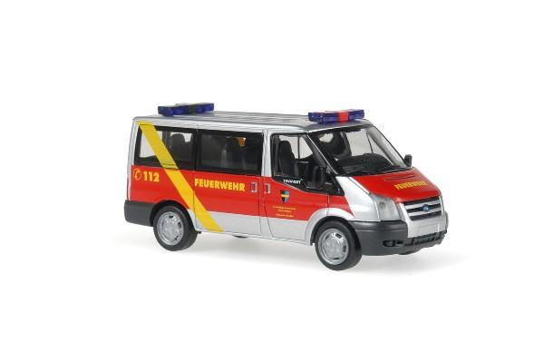 Rietze Ford Transit Bus Feuerwehr Ronnenberg