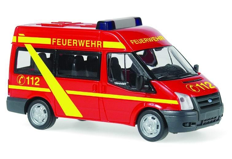 Rietze Ford Transit MD Feuerwehr Langenstein