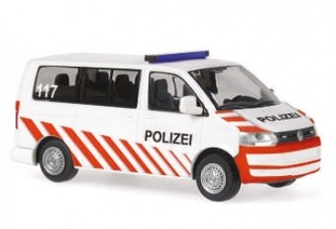 Rietze VW T5 GP Stadtpolizei Baden (CH) -Einzelstück-