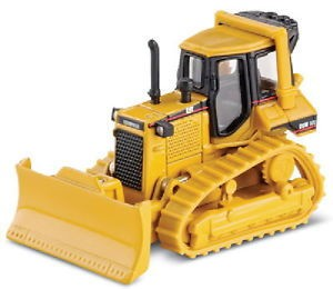 Norscot Cat  D5M Kettendozer (LGP Track-Type Tractor) 1:87 -Einzelstück-