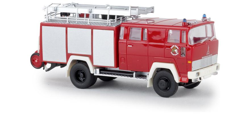 Brekina / HEICO Magirus D, LF 16 Feuerwehr Essen, NH 03-04/19