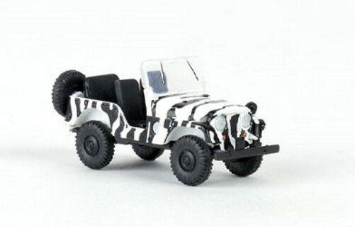 Brekina Jeep Universal Safari