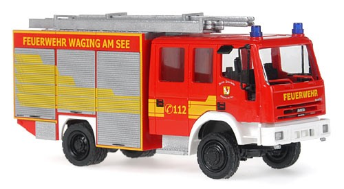 Rietze IVECO EuroFire TLF 16/25 Feuerwehr Waging am See