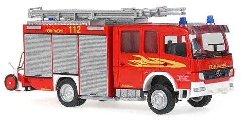 Rietze MB Atego 04 HLF Feuerwehr Gildehaus