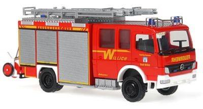 Rietze MB Atego HLF 20/16 Feuerwehr Willich
