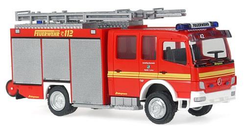 Rietze MB Atego 04 LF 10/6 Feuerwehr Hopsten
